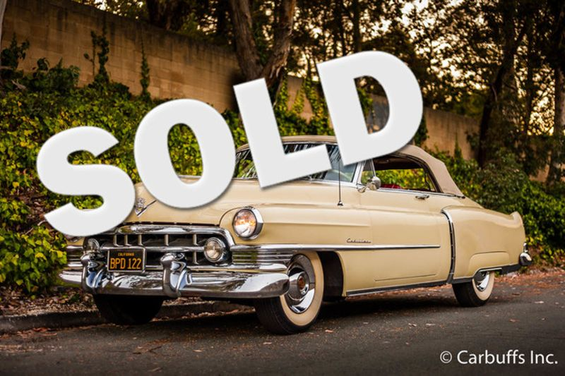 1950 Cadillac Series 62 Convertible | Concord, CA | Carbuffs