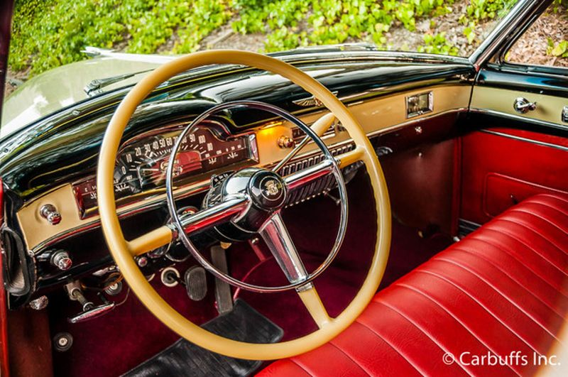 1950 Cadillac Series 62 Convertible | Concord, CA | Carbuffs in Concord, CA