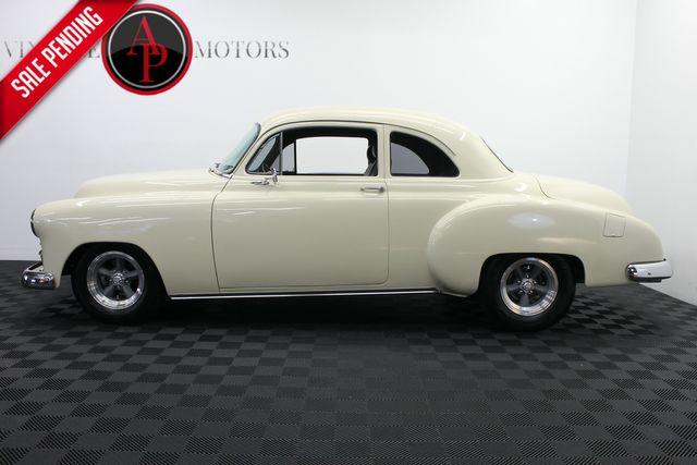 1950 Chevrolet Coupe RESTO MOD FRAME OFF RESTORATION