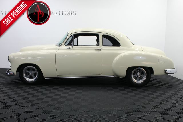 1950 Chevrolet Coupe RESTO MOD FRAME OFF RESTORATION in Statesville, NC 28677
