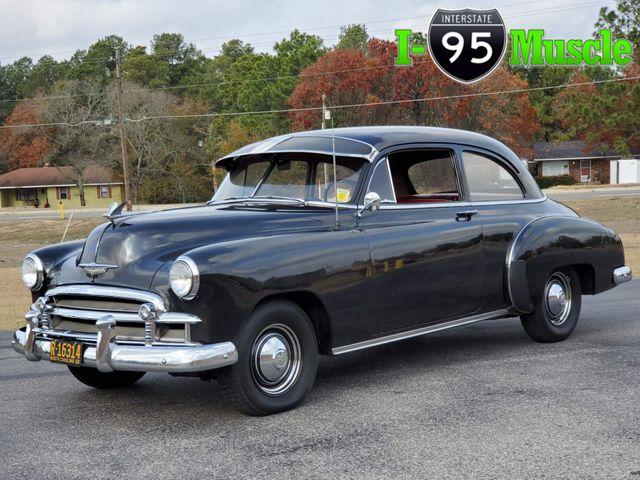 1950 Chevrolet Styleline 2dr