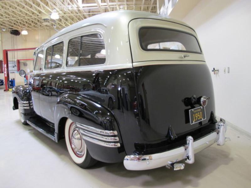 1950 Chevrolet Suburban 3100  in Las Vegas, NV