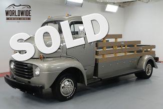 1950 Ford COE RESTORED! RARE COE SNUB NOSE! HAULER! CUSTOM. | Denver, CO | Worldwide Vintage Autos in Denver CO