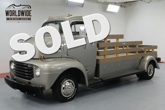 1950 Ford COE RESTORED! RARE COE SNUB NOSE! HAULER! CUSTOM. | Denver, CO | Worldwide Vintage Autos in Denver CO