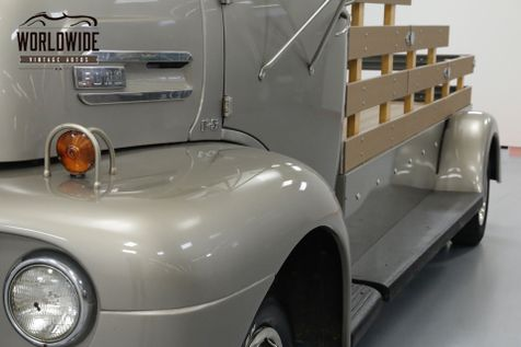 1950 Ford COE RESTORED! RARE COE SNUB NOSE! HAULER! CUSTOM. | Denver, CO | Worldwide Vintage Autos in Denver, CO