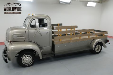 1950 Ford COE RESTORED! RARE COE SNUB NOSE! HAULER! CUSTOM. | Denver, CO | Worldwide Vintage Autos in Denver, CO