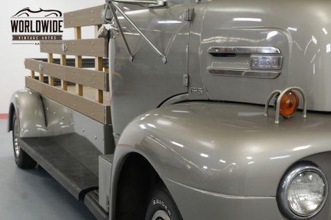 1950 Ford COE RESTORED! RARE COE SNUB NOSE! HAULER! CUSTOM.   Denver, CO   Worldwide Vintage Autos in Denver, CO