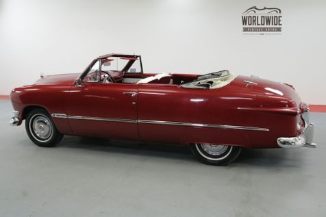 1950 Ford CONVERTIBLE AUTOMATIC POWER TOP CLASSIC CRUISER | Denver, CO | Worldwide Vintage Autos in Denver, CO
