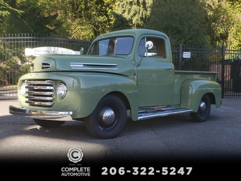 1950 Ford F-1 Pickup Believed To Be 62,000 Original Miles Looks New!   in Seattle