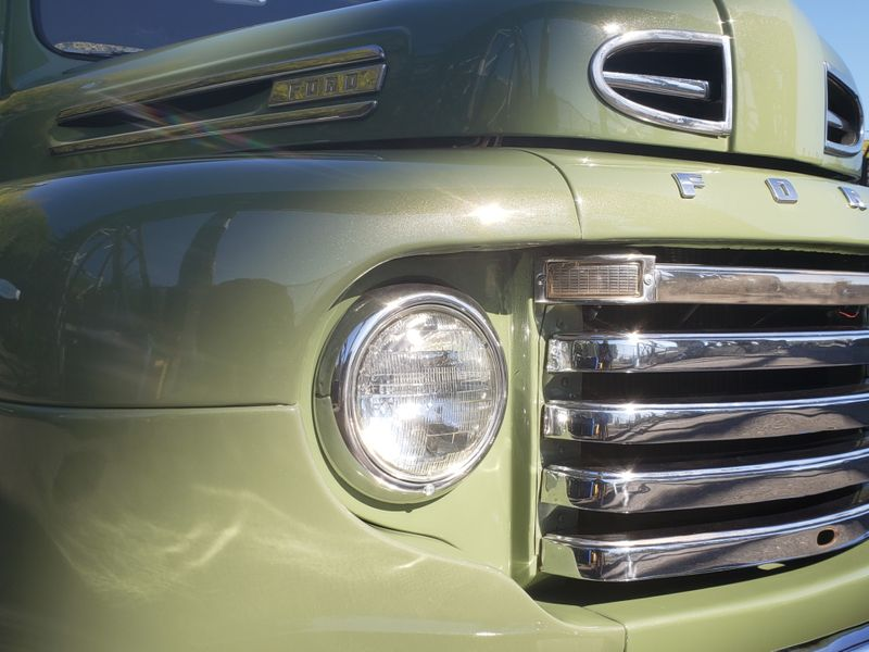 1950 Ford F-1 Pickup Believed To Be 62000 Original Miles Looks New    city Washington  Complete Automotive  in Seattle, Washington