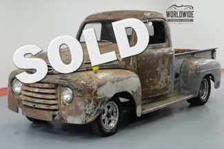 1950 Ford F1 RAT ROD S10 CHASSIS. V6 POWER. AUTO A/C! | Denver, CO | Worldwide Vintage Autos in Denver CO