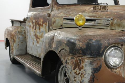1950 Ford F1 RAT ROD S10 CHASSIS. V6 POWER. AUTO A/C! | Denver, CO | Worldwide Vintage Autos in Denver, CO