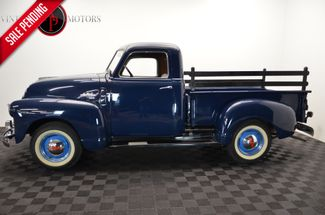 1950 GMC 100 RESTORED 3.7L 6 STUNNING in Statesville, NC 28677