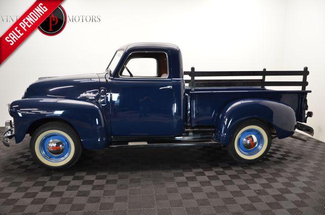 1950 GMC 100 RESTORED 3.7L 6 STUNNING