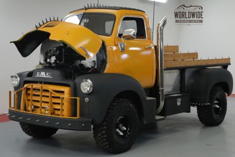 1950 GMC COE 450. CABOVER. 4x4! CUSTOM. V8! SHOW WINNER.  | Denver, CO | Worldwide Vintage Autos in Denver, CO