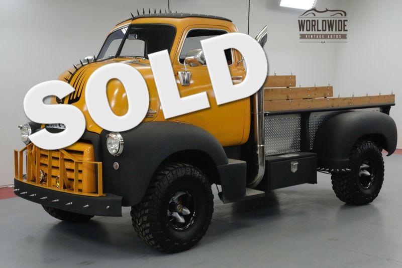 1950 GMC COE 450. CABOVER. 4x4! CUSTOM. V8! SHOW WINNER.  | Denver, CO | Worldwide Vintage Autos