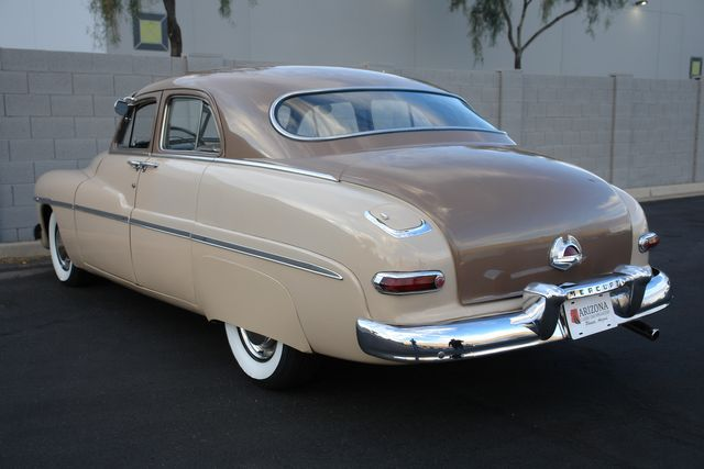 1950 Mercury 8 4-Door in Phoenix Az., AZ 85027