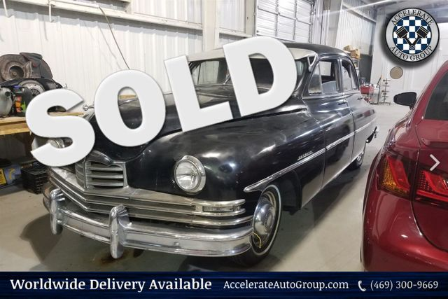 1950 Packard Sedan PROJECT in Rowlett