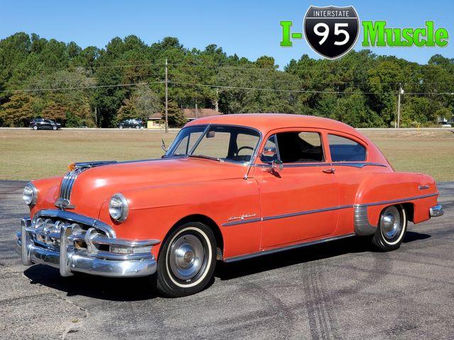 1950 Pontiac Silver Streak Fastback