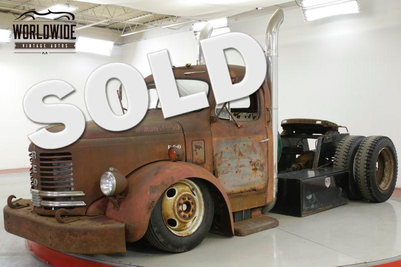 1950 Reo TRUCK SPEEDWAGON DURAMAX LBZ TURBO DIESEL RAT ROD | Denver, CO |  Worldwide Vintage Autos | Denver CO 80216