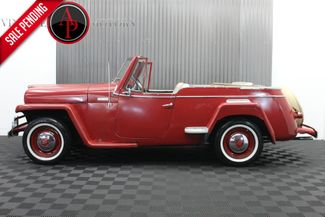 1950 Willys Jeepster RARE I6 MOTOR CONTINENTAL KIT OVERDRIVE in Statesville, NC 28677