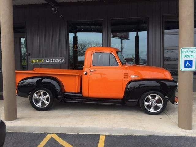1951 Chevrolet 3100 in Boerne, Texas 78006