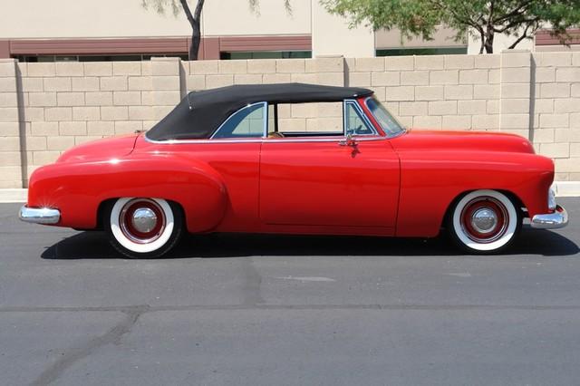 1952 Chevrolet Deluxe  Convertible Phoenix, AZ 1