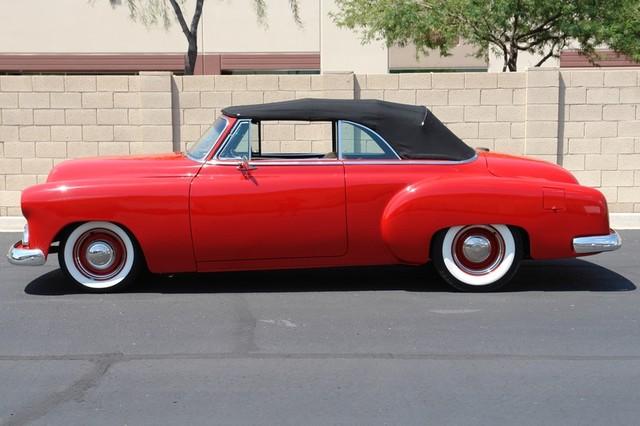 1952 Chevrolet Deluxe  Convertible Phoenix, AZ 10
