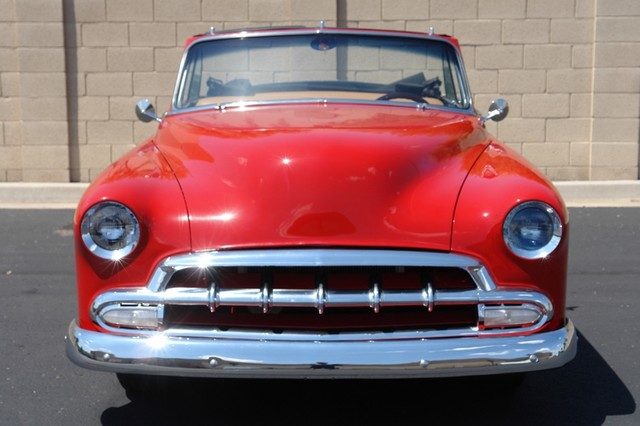 1952 Chevrolet Deluxe  Convertible Phoenix, AZ 12