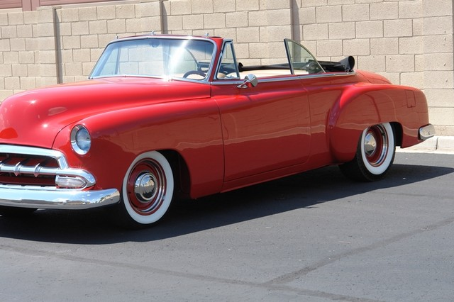 1952 Chevrolet Deluxe  Convertible Phoenix, AZ 15