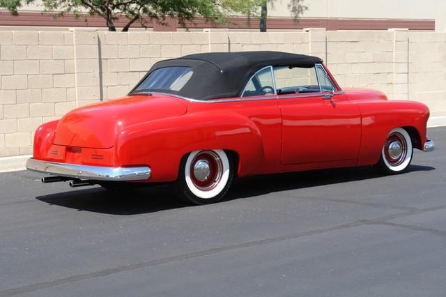 1952 Chevrolet Deluxe  Convertible Phoenix, AZ 2