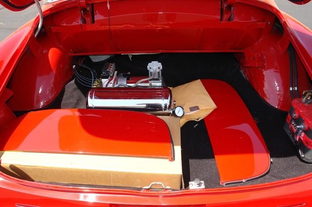 1952 Chevrolet Deluxe  Convertible Phoenix, AZ 20