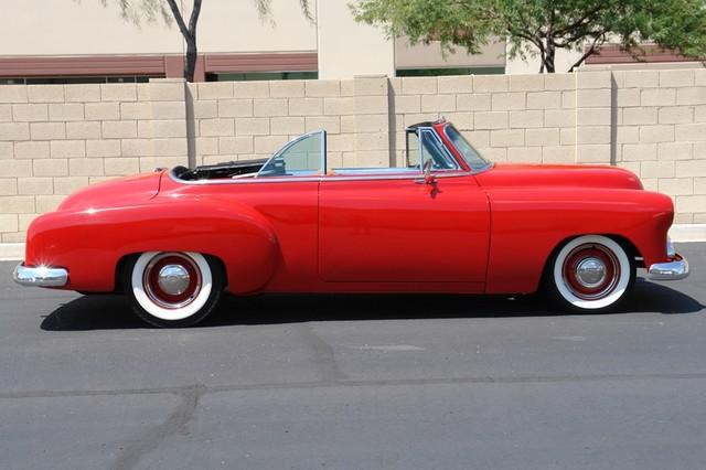 1952 Chevrolet Deluxe  Convertible Phoenix, AZ 4