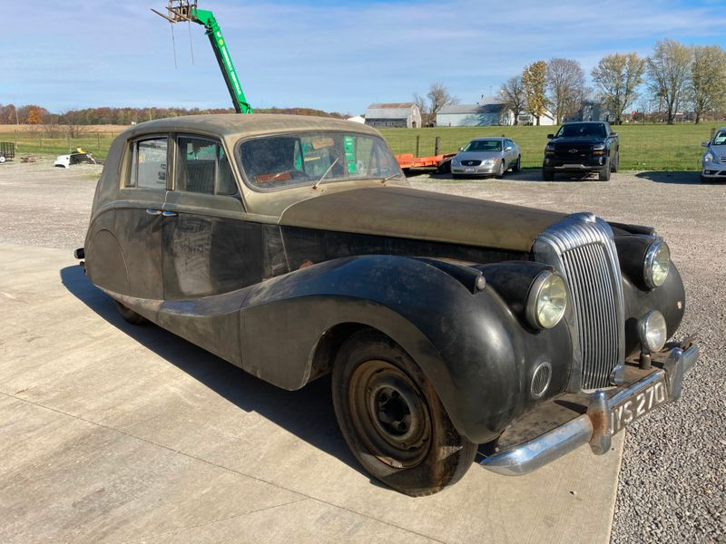 1952 Daimler Hooper DB18   in , Ohio