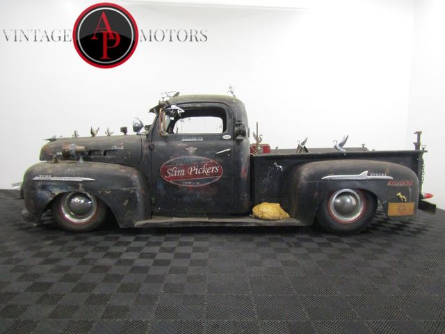 1951 Ford F-100 RAT ROD DISC BRAKES PS V8