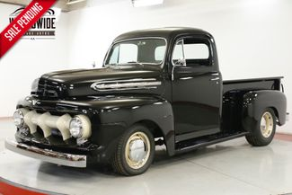 1951 Ford F1 RESTOMOD.FRAME OFF RESTORED. LEATHER AC DISC | Denver, CO | Worldwide Vintage Autos in Denver CO
