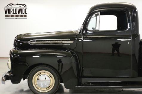 1951 Ford F1 RESTOMOD.FRAME OFF RESTORED. LEATHER AC DISC   Denver, CO   Worldwide Vintage Autos in Denver, CO