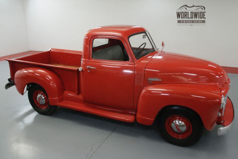 1951 GMC 100 FRAME OFF RESTORED. 4 SPEED. 12 VOLT. RARE!  | Denver, CO | Worldwide Vintage Autos in Denver, CO