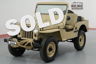 1951 Jeep M38 in Denver CO