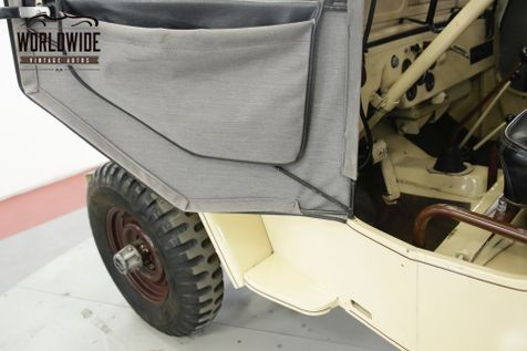 1951 Jeep WILLYS  NUMBERS MATCHING ORIGINAL MOTOR  | Denver, CO | Worldwide Vintage Autos in Denver, CO