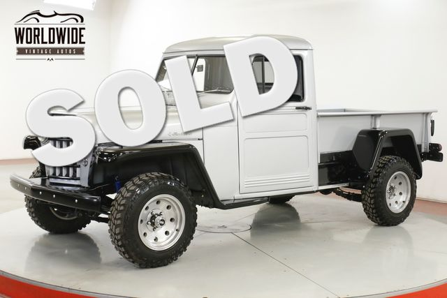1951 Jeep WILLYS in Denver CO