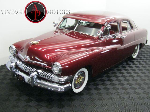 1951 Mercury 88 LEAD SLED FLATHEAD V8 RESTORED