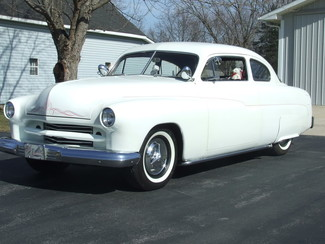 1951 Mercury Sport Coupe  | Mokena, Illinois | Classic Cars America LLC in Mokena Illinois