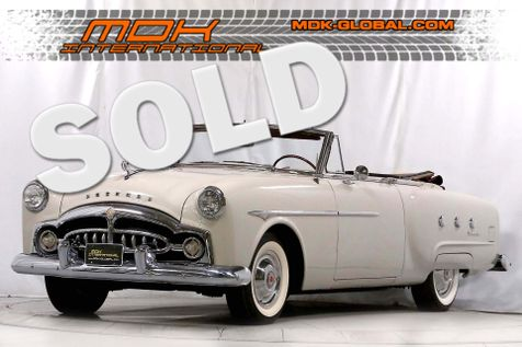 1951 Packard 250 Convertible  - Original 85K miles - Restored in Los Angeles