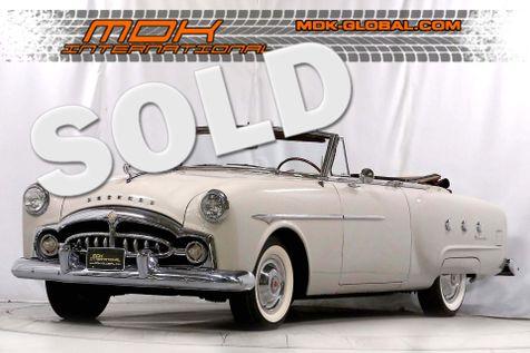 1951 Packard 250 Convertible  - Original 85K miles - Restored in Los Angeles