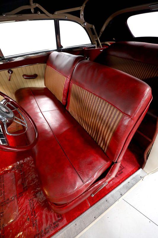 1951 Packard 250 Convertible  - Original 85K miles - Restored  city California  MDK International  in Los Angeles, California