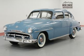 1951 Plymouth CONCORD 2 DOOR SEDAN RARE | Denver, CO | Worldwide Vintage Autos in Denver CO