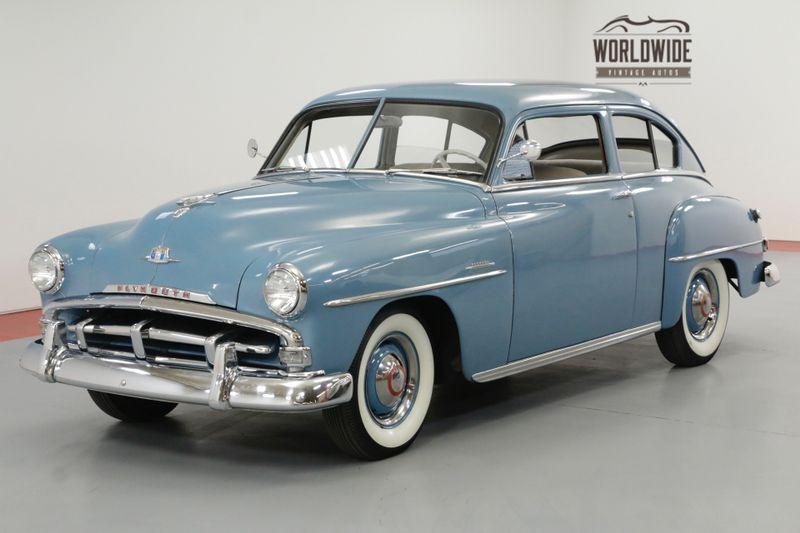 1951 Plymouth CONCORD 2 DOOR SEDAN RARE | Denver, CO | Worldwide Vintage Autos