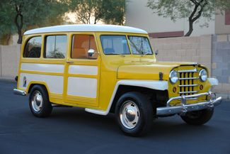 1951 Willys Wagon in Phoenix Az., AZ 85027