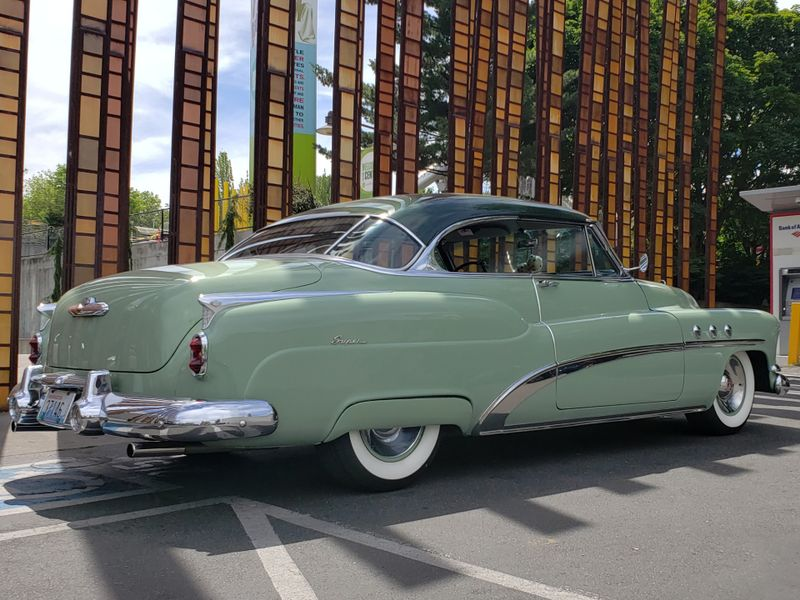 1952 Buick Super Riviera Hardtop Coupe Eight Cylinder Automatic Local 3 Owner History   city Washington  Complete Automotive  in Seattle, Washington